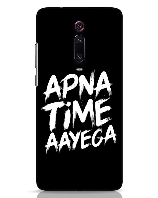 Shop Apna Time Xiaomi Redmi K20 Mobile Cover-Front