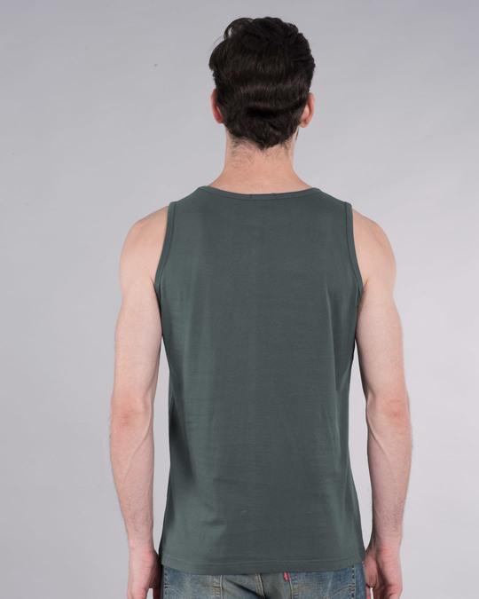 Shop Apna Vibe Alag Hai Vest-Back