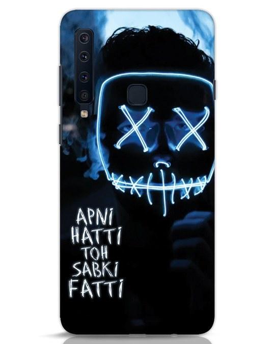Shop Apni Hatti Toh Sabki Fatti Samsung Galaxy A9 2018 Mobile Cover-Front