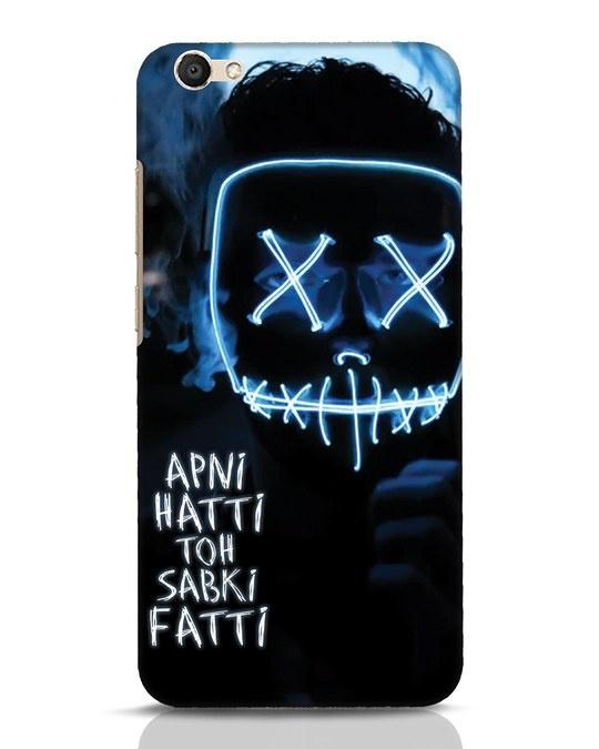 Shop Apni Hatti Toh Sabki Fatti Vivo V5 Mobile Cover-Front