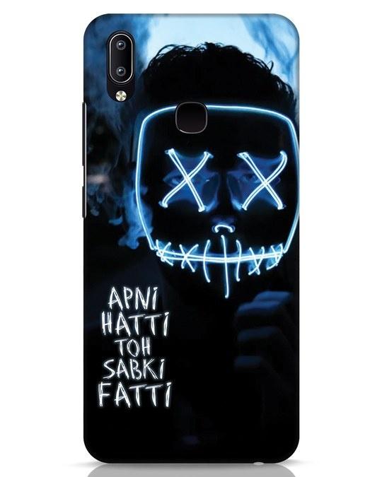 Shop Apni Hatti Toh Sabki Fatti Vivo Y91 Mobile Cover-Front
