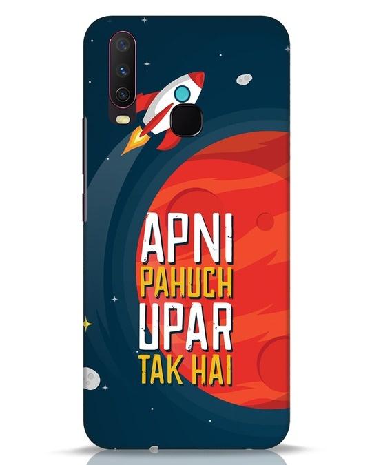 Shop Apni Pahuch Upar Tak Hai Vivo Y17 Mobile Cover-Front
