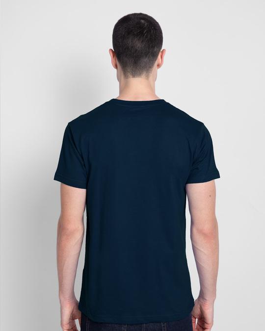 Shop Apocalyfse Half Sleeve T-Shirt-Back