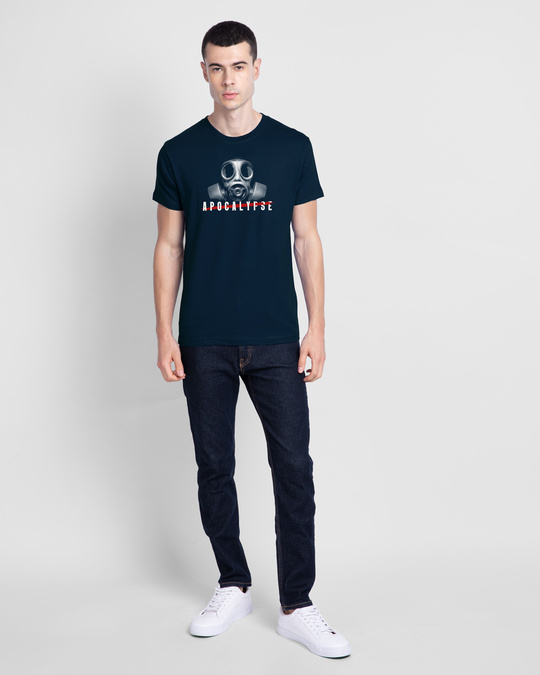 Shop Apocalyfse Half Sleeve T-Shirt-Design