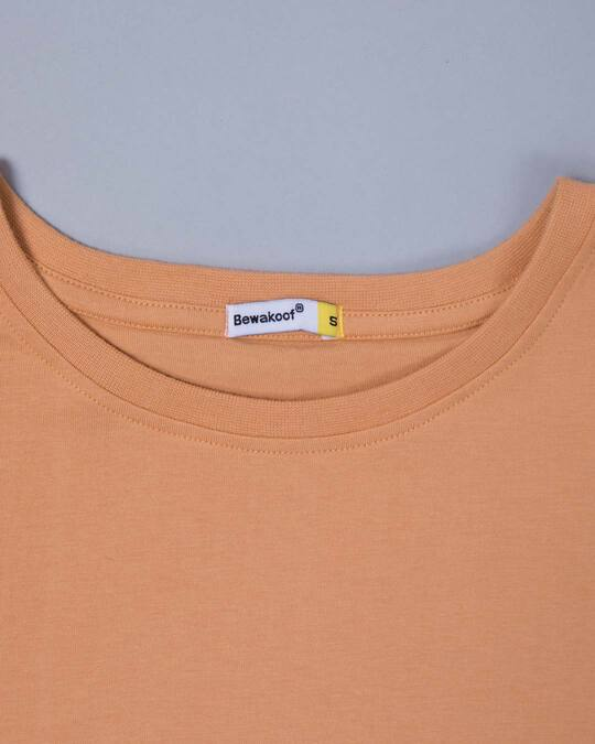 Shop Apricot Orange Boyfriend T-Shirt