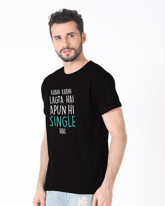 Shop Apun Hi Single Half Sleeve T-Shirt-Full