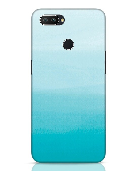 Shop Aqua Realme 2 Pro Mobile Cover-Front