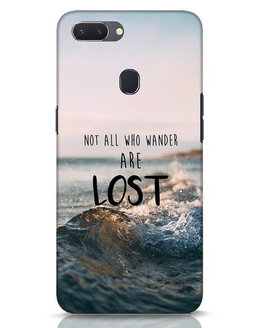 Shop Are Lost Realme 2 Mobile Cover-Front