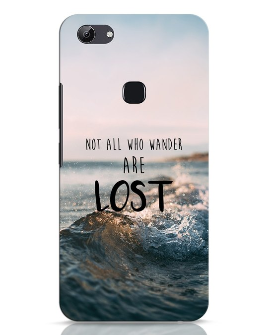 Shop Are Lost Vivo Y83 Mobile Cover-Front