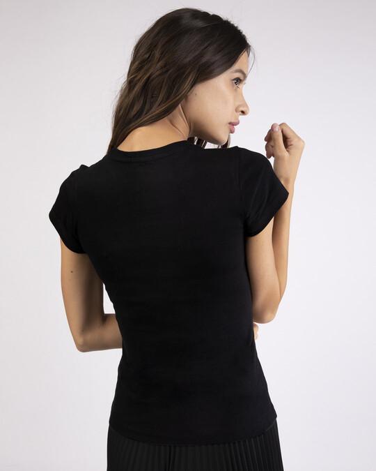 Shop Ariel Food Half Sleeve T-Shirt (DL)-Back