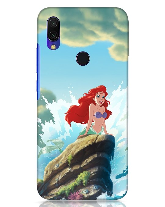 Shop Ariel Xiaomi Redmi Y3 Mobile Cover (DL)-Front