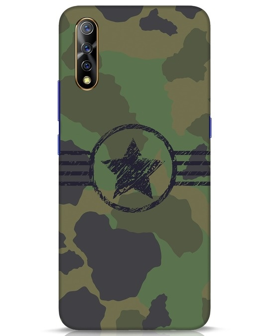 Shop Army Vivo S1 Mobile Cover-Front