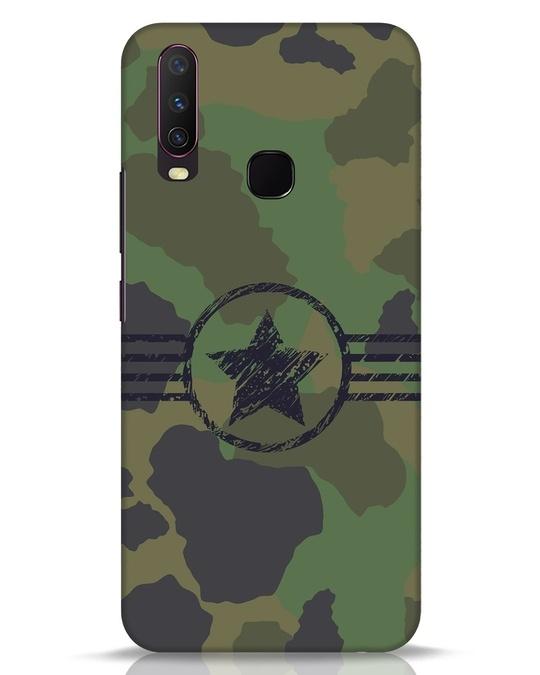 Shop Army Vivo Y17 Mobile Cover-Front