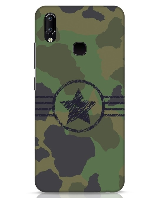 Shop Army Vivo Y91 Mobile Cover-Front