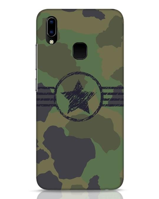 Shop Army Vivo Y93 Mobile Cover-Front