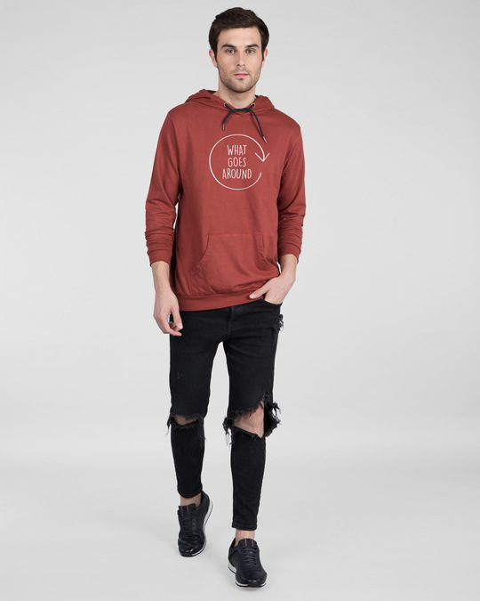 Shop Around Fleece Hoodie