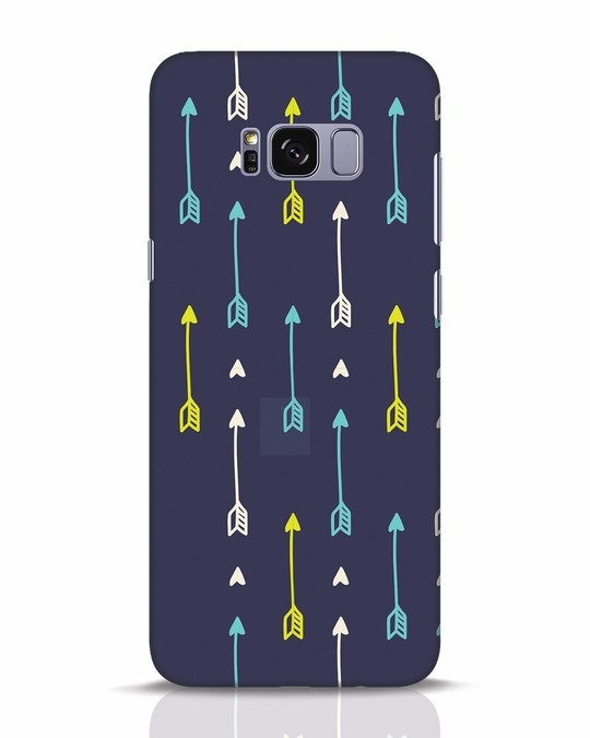 Shop Arrow 2 Samsung Galaxy S8 Plus Mobile Cover-Front