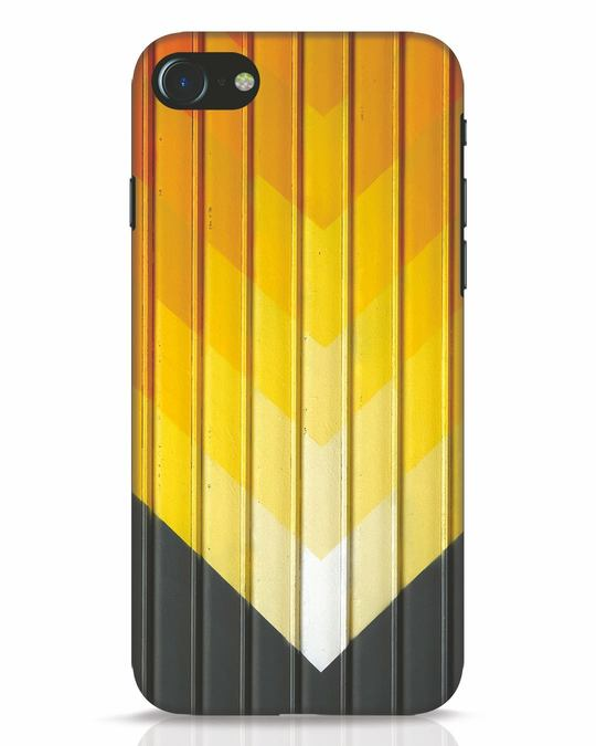 Shop Arrow iPhone 7 Mobile Cover-Front