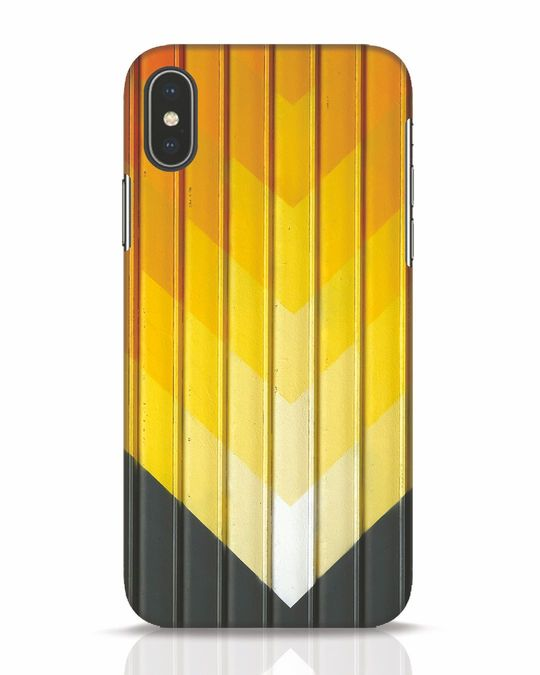 Shop Arrow iPhone X Mobile Cover-Front
