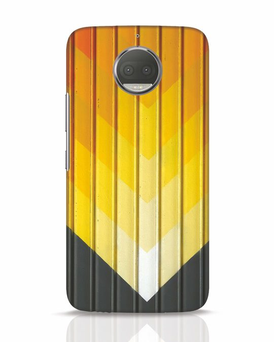 Shop Arrow Moto G5s Plus Mobile Cover-Front