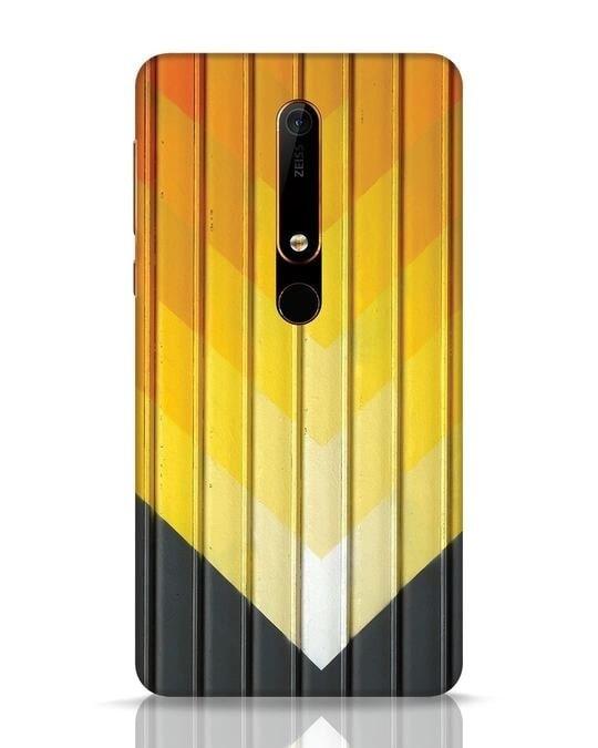 Shop Arrow Nokia 6.1 Mobile Cover-Front