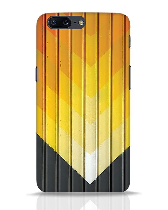 Shop Arrow OnePlus 5 Mobile Cover-Front