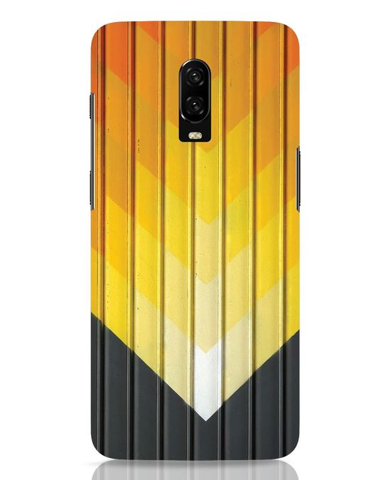 Shop Arrow OnePlus 6T Mobile Cover-Front