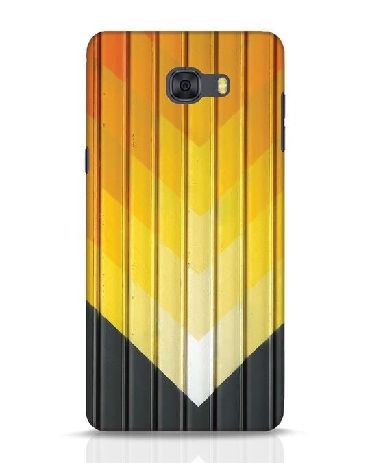 Shop Arrow Samsung Galaxy C9 Pro Mobile Cover-Front
