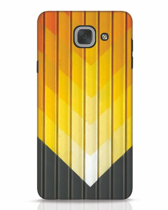 Shop Arrow Samsung Galaxy J7 Max Mobile Cover-Front