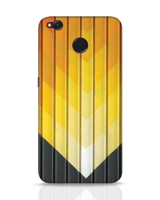 Shop Arrow Xiaomi Redmi 4 Mobile Cover-Front