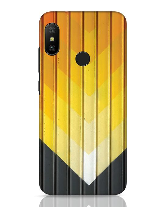 Shop Arrow Xiaomi Redmi 6 Pro Mobile Cover-Front