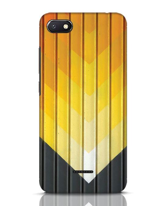 Shop Arrow Xiaomi Redmi 6A Mobile Cover-Front