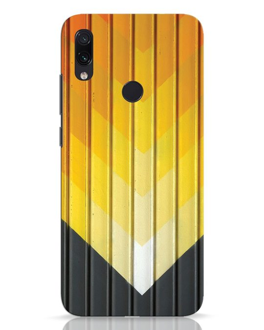 Shop Arrow Xiaomi Redmi Note 7 Pro Mobile Cover-Front