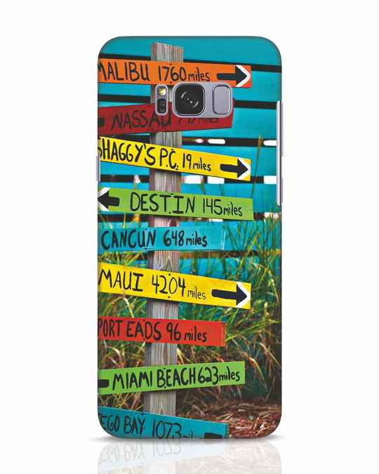 Shop Arrows 2 Samsung Galaxy S8 Mobile Cover-Front