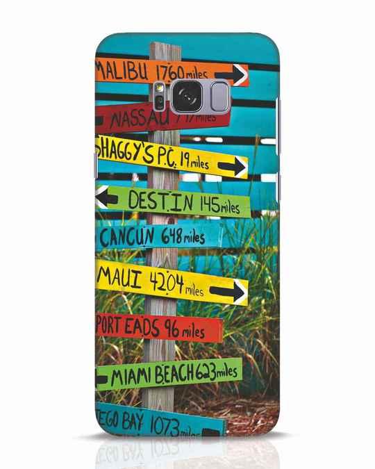 Shop Arrows 2 Samsung Galaxy S8 Plus Mobile Cover-Front