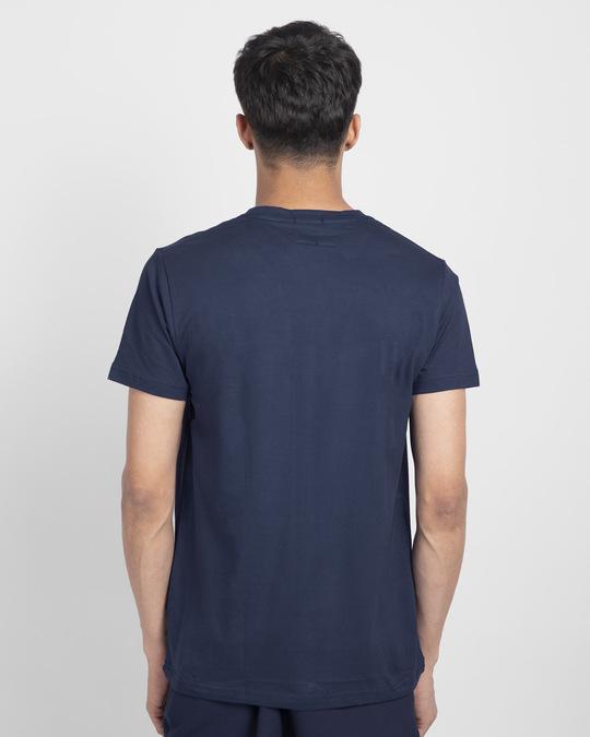 Shop Art Can Change The World Half Sleeve T-Shirt-Back