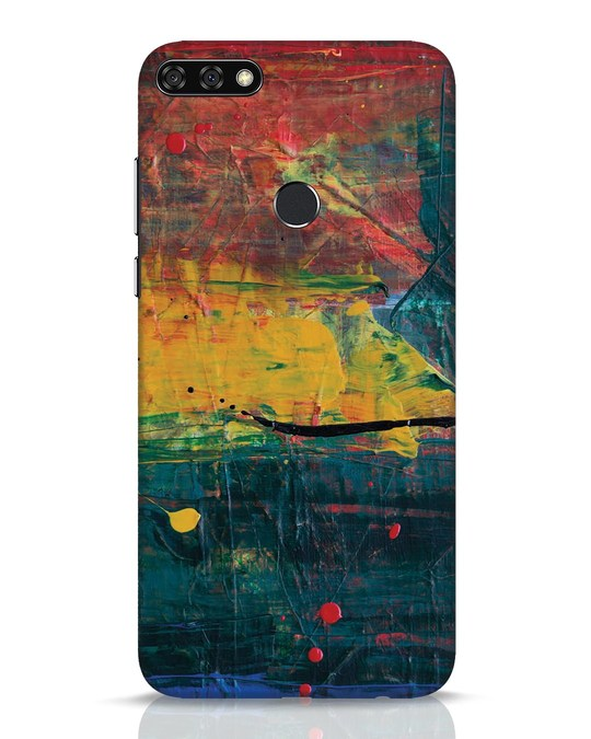 Shop Art Colour Huawei Honor 7C Mobile Cover-Front