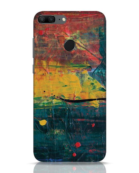 Shop Art Colour Huawei Honor 9 Lite Mobile Cover-Front