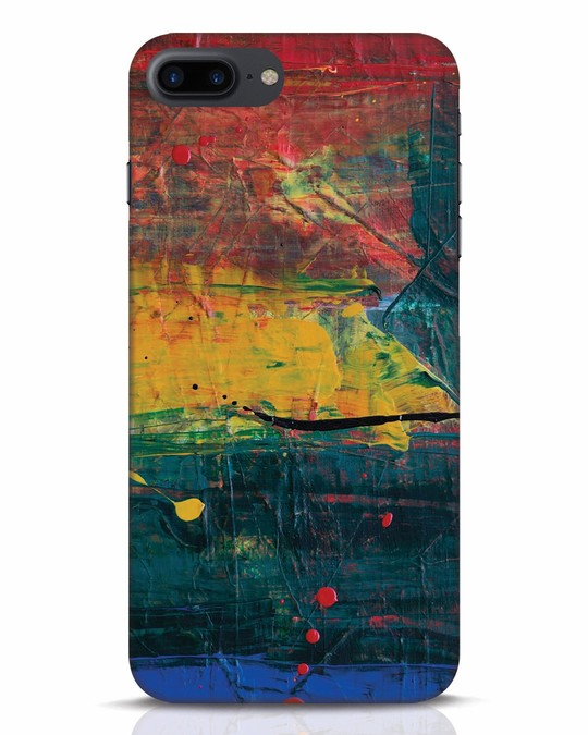 Shop Art Colour iPhone 7 Plus Mobile Cover-Front
