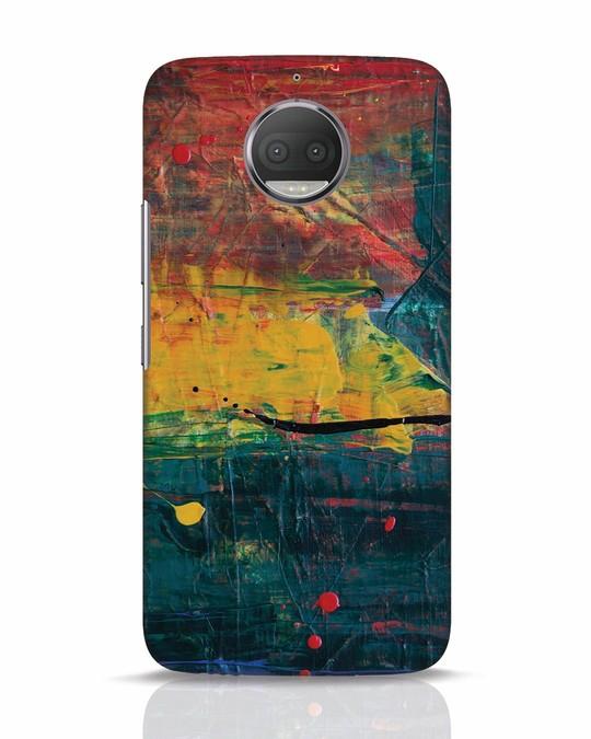 Shop Art Colour Moto G5s Plus Mobile Cover-Front