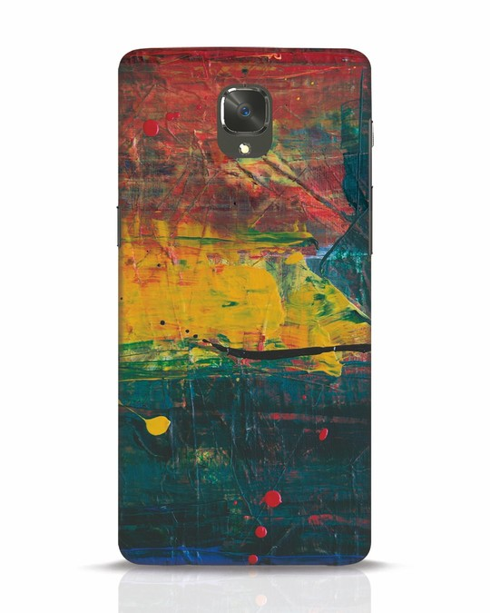 Shop Art Colour OnePlus 3 Mobile Cover-Front