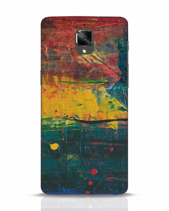 Shop Art Colour OnePlus 3T Mobile Cover-Front