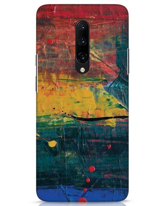 Shop Art Colour OnePlus 7 Pro Mobile Cover-Front