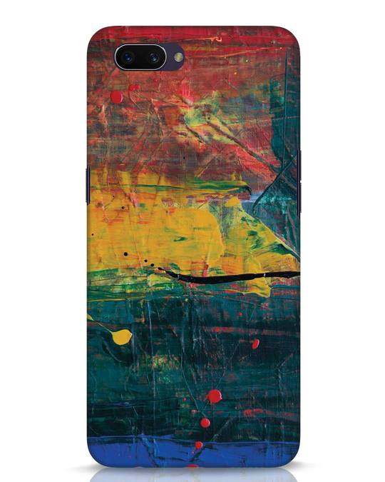 Shop Art Colour Oppo A3S Mobile Cover-Front