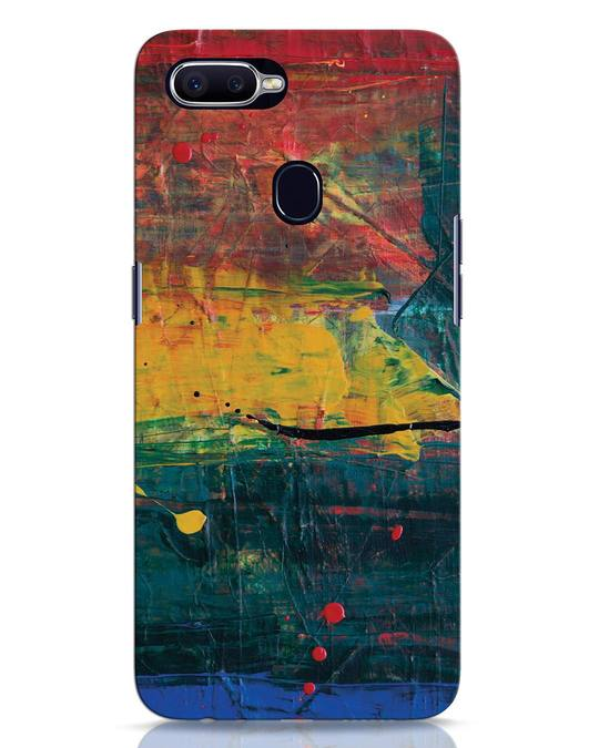 Shop Art Colour Oppo F9 Pro Mobile Cover-Front