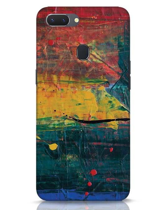 Shop Art Colour Realme 2 Mobile Cover-Front