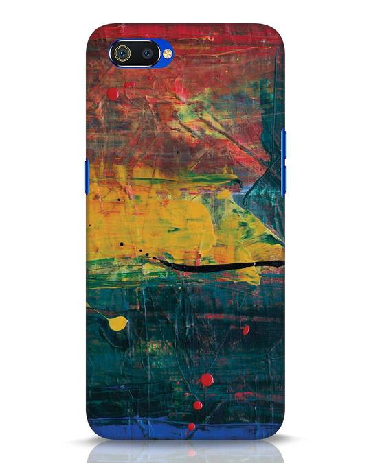Shop Art Colour Realme C2 Mobile Cover-Front