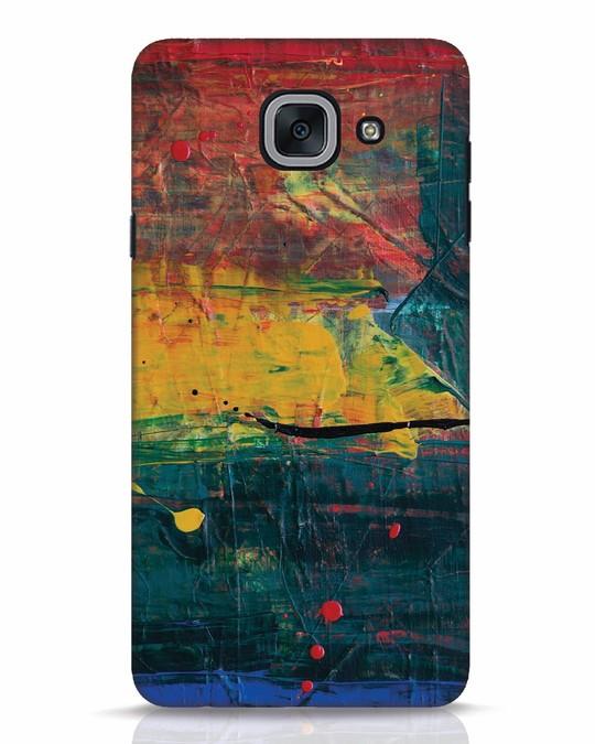 Shop Art Colour Samsung Galaxy J7 Max Mobile Cover-Front