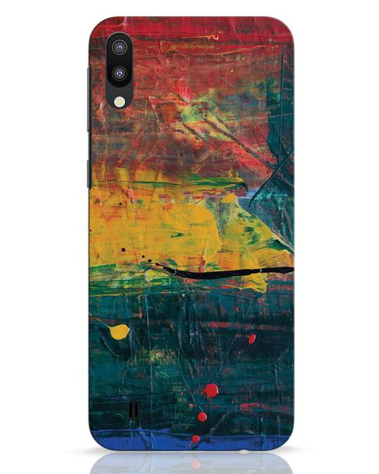 Shop Art Colour Samsung Galaxy M10 Mobile Cover-Front