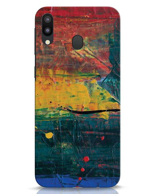Shop Art Colour Samsung Galaxy M20 Mobile Cover-Front